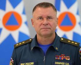 Министр МЧС России Евгений Зиничев погиб, спасая человека во время учений