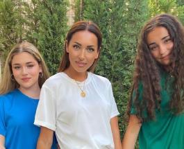 Дуэт дочерей Алсу: Микелла Абрамова удивила сеть архивным видео