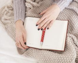 Полезные привычки: 5 причин завести личный дневник и ежедневно делать в нем записи