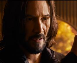 """""""Матрица: Воскрешение"""": в сети появился первый трейлер предстоящего фильма с Киану Ривзом"""
