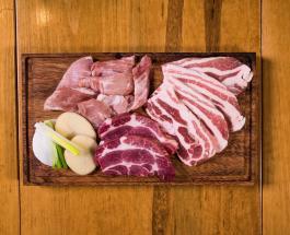 Визуальные признаки свежего мяса безопасного для употребления в пищу