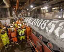 """""""Северный поток-2"""" достроен: в Газпроме назвали сроки ввода газопровода в эксплуатацию"""