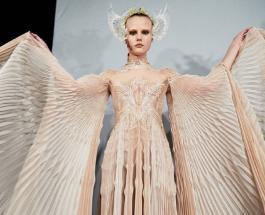 Красивые платья нидерландского дизайнера Айрис ван Херпен покоряют сеть: фото шедевров