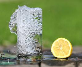 10 причин пить воду с лимоном каждое утро