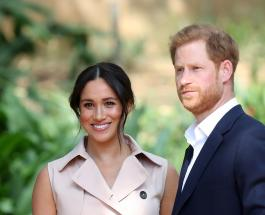 Принц Гарри и Меган Маркл впервые позировали вместе для обложки журнала