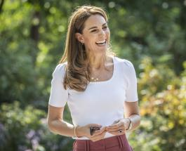 Новый выход Кейт Миддлтон: герцогиня вернулась к работе после продолжительного отпуска