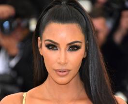 Ким Кардашьян ответила на критику по поводу ее необычного образа на Met Gala