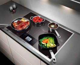Как выбрать индукционную варочную панель: советы по выбору плиты и ее функциональности