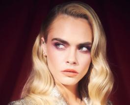 Кара Делевинь в роскошном образе появилась на обложке модного журнала