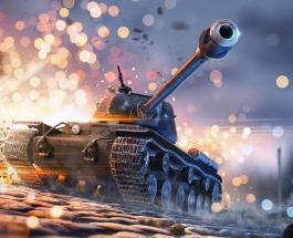 World of Tanks Blitz: в гаражной вечеринке примет участие эпатажный рэпер Оливер Три