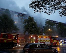 В Швеции произошел взрыв в жилом доме: пострадали более 20 человек
