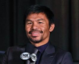 Легенда бокса Мэнни Пакьяо заявил о завершении спортивной карьеры