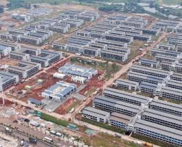 Китай построил карантинный комплекс для иностранцев за 260 млн долларов