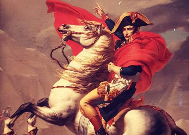 картина Наполеона Бонапарта