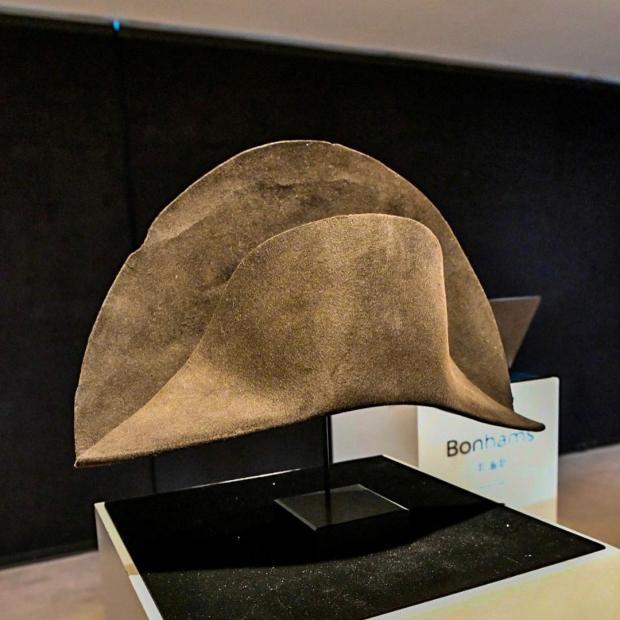 Шляпа Наполеона Бонапарта