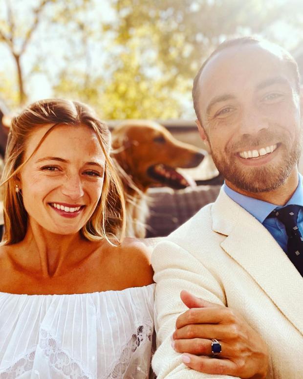 Брат Кейт Миддтон с женой