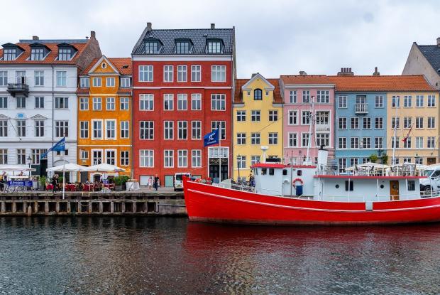 канал Копенгагена