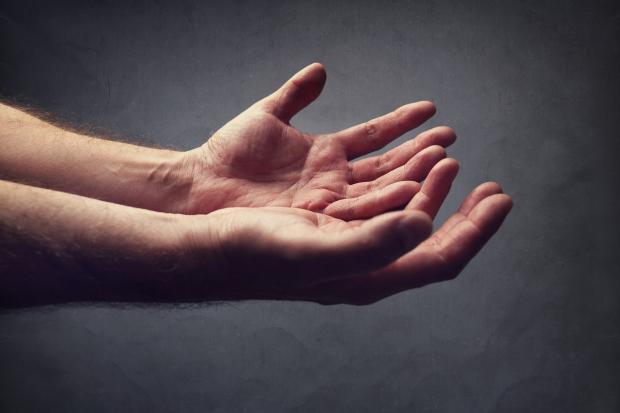 руки помощи