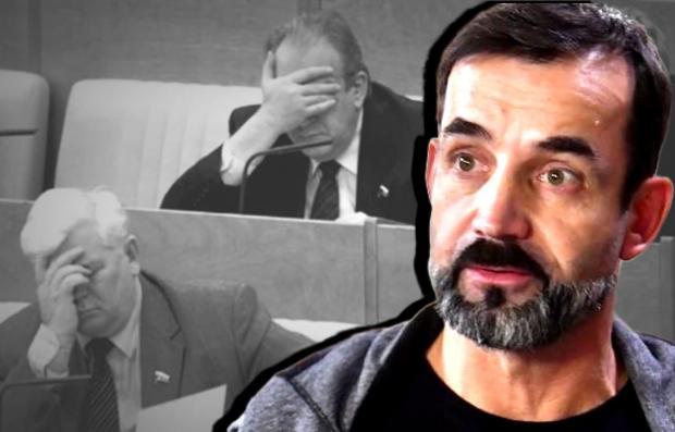 Дмитрий Певцов прошел в Госдуму