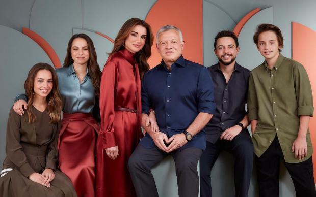 королевская семья Иордании
