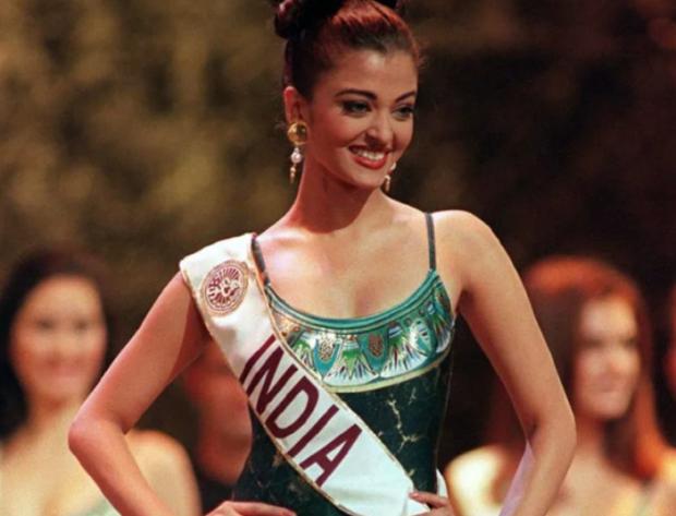"""Победительница конкурса """"Мисс Мира-1994"""""""