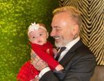 """""""Моя принцесса"""": Джанлука Вакки нежно поздравил дочь с первым днем рождения"""