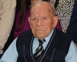 112-летний испанец признан самым старым мужчиной в мире из ныне живущих