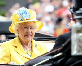 Елизавета II вернулась в Лондон после продолжительных летних каникул в Шотландии