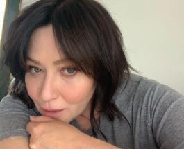 Рак 4 стадии не мешает Шеннен Доэрти работать в полную силу: актриса рассказала о самочувствии