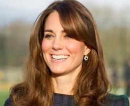 Кейт Миддлтон посетила Университетский колледж Лондона с важной целью
