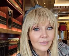 Певица Валерия поделилась семейными фото, поздравив маму с профессиональным праздником