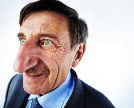 Новый рекорд Гиннесса: 71-летний турок назван обладателем самого длинного в мире носа