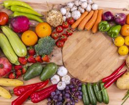 """""""Радужная диета"""" для красоты и здоровья: какие продукты добавить в рацион осенью"""