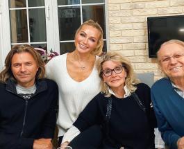 Юрий и Людмила Маликовы отмечают 55 лет со дня свадьбы: фото и большая семья супругов