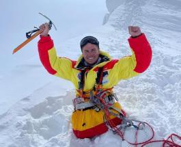 Россиянин Рустам Набиев стал первым в мире альпинистом без ног, поднявшимся в Гималаи