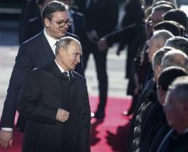 Сербия надеется на помощь Путина в новой сделке с Газпромом