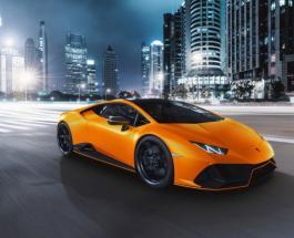 Полиция конфисковала новый Lamborghini после того, как его владелец проехал на нем со скоростью 236 км/ч.