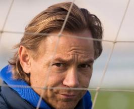 Новый тренер сборной РФ по футболу отметил достижение команды забавным танцем: видео