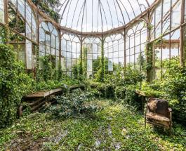 Каким будет мир без людей: завораживающие фото заброшенных мест