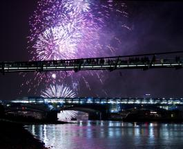 Новый год без фейерверка: в Лондоне снова отказались от праздничного салюта