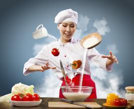 Международный день повара: открытки с праздником 20 октября
