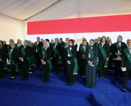 Нет дискриминации: Египет впервые принял к присяге 98 судей женского пола