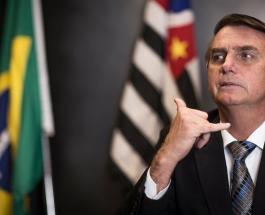 Президента Бразилии хотят обвинить в смерти нескольких сотен тысяч человек