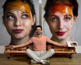 Реалистичные картины маслом: топ-15 работ бразильского художника похожих на фотографии