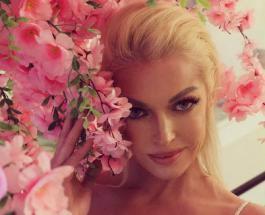 Счастливые Анастасия и Владимир: Волочкова показала фото с возлюбленным