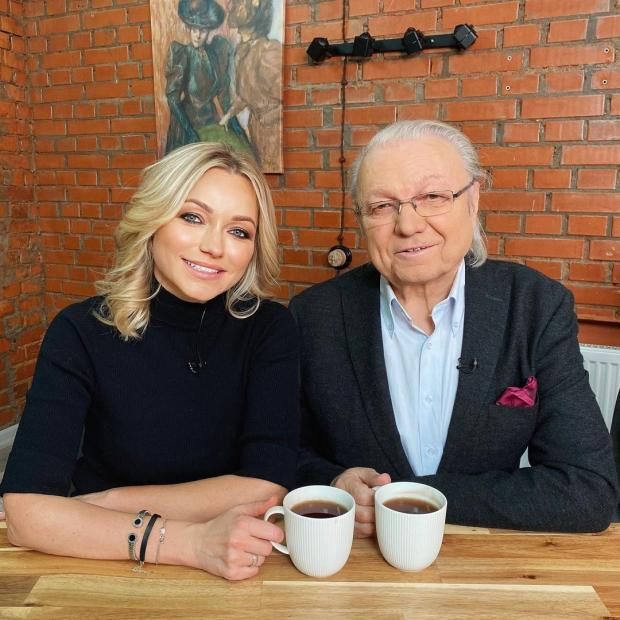 Инна Маликова с папой