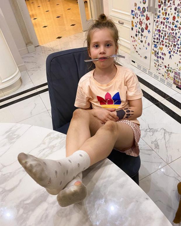 Настя Харламова